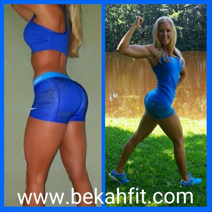 Glutes Photo Grid